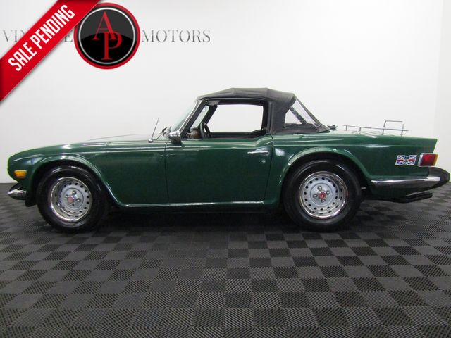 1974 Triumph TR6 CONVERTIBLE LUGGAGE RACK in Statesville, NC 28677