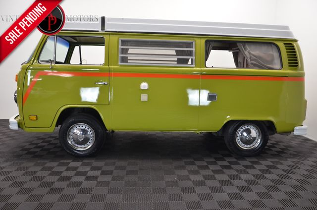 1976 Volkswagen BAY WINDOW BUS WESTFALIA CAMPMOBILE RARE