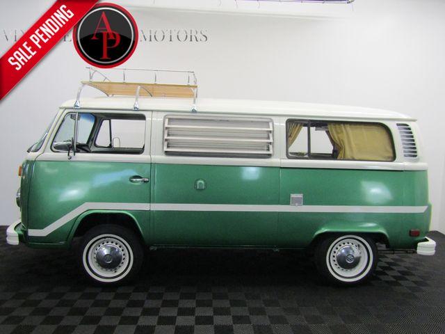1976 Volkswagen BAY WINDOW BUS WESTFALIA AUTOMATIC