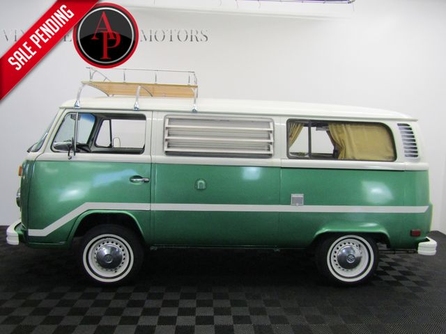 1976 Volkswagen BAY WINDOW BUS WESTFALIA AUTOMATIC