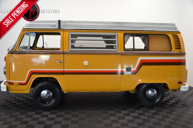1976 Volkswagen WESTFALIA 2 OWNER BUS TIME CAPSULE