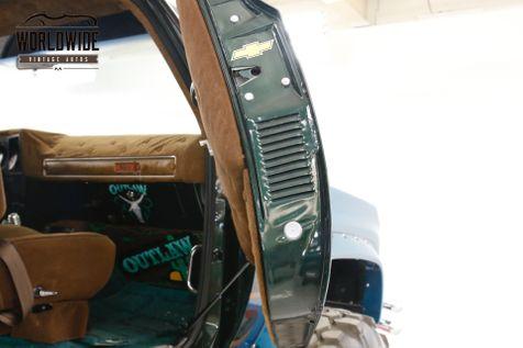 1977 Chevrolet BLAZER $60K BUILD NATIONAL SHOW WINNER MUST SEE 4x4    Denver, CO   Worldwide Vintage Autos in Denver, CO