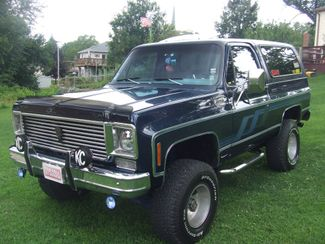 1977 Chevrolet Blazer  | Mokena, Illinois | Classic Cars America LLC in Mokena Illinois