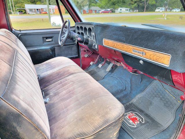 1977 Chevrolet C10 SWB in Hope Mills, NC 28348