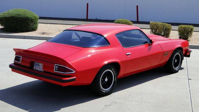 1977 Chevrolet CAMARO Z/28 4 SPEED A/C  SPORT COUPE Phoenix, Arizona 2