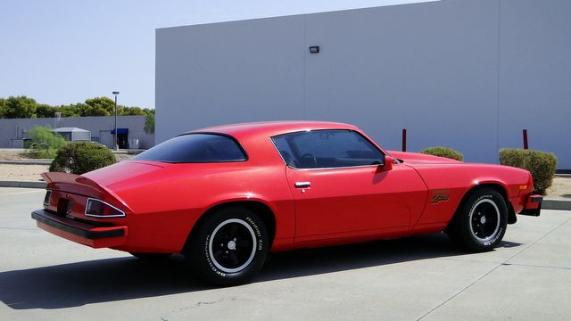 1977 Chevrolet CAMARO Z/28 4 SPEED A/C  SPORT COUPE Phoenix, Arizona 5