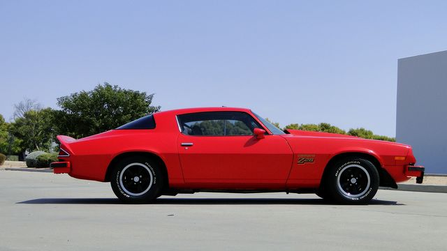 1977 Chevrolet CAMARO Z/28 4 SPEED A/C  SPORT COUPE Phoenix, Arizona 23