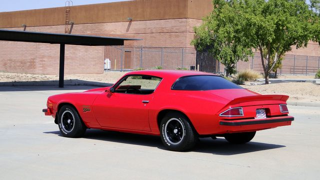 1977 Chevrolet CAMARO Z/28 4 SPEED A/C  SPORT COUPE Phoenix, Arizona 22