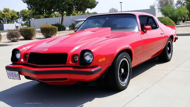 1977 Chevrolet CAMARO Z/28 4 SPEED A/C  SPORT COUPE Phoenix, Arizona 19