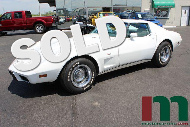 1977 Chevrolet Corvette    Granite City, Illinois   MasterCars Company Inc. in Granite City Illinois
