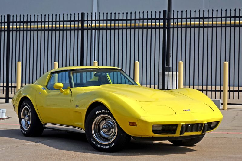1977 Chevrolet Corvette Modified*AC* | Plano, TX | Carrick's Autos in Plano TX
