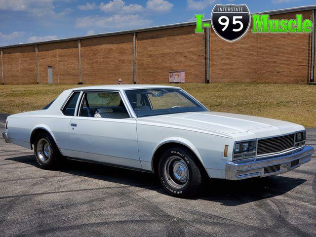 1977 Chevrolet Impala Coupe