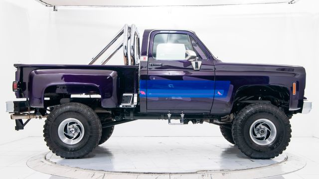1977 Chevrolet K10 Fully Restored Lifted Show Truck in Dallas, TX 75229
