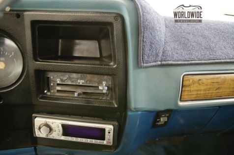 1977 Chevrolet TRUCK K10. RESTORED. 350 V8 PS. PB. 4x4 SHORT BED! | Denver, CO | Worldwide Vintage Autos in Denver, CO