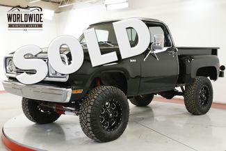 1977 Dodge PICK UP STEP SIDE in Denver CO