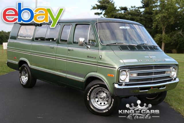 1977 Dodge Sportsman Royal MAXIWAGON 16K ACTUAL MILES 1OWNER ORIGINAL in Woodbury, New Jersey 08093