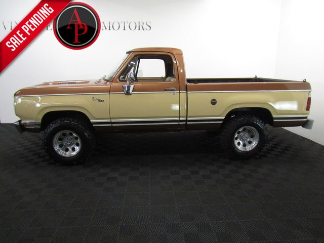 1977 Dodge W150 POWER WAGON V8 AUTO