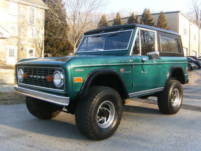 1977 Ford Bronco in West Chester, PA 19382