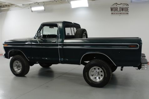 1977 Ford F150 TRUCK. TIME CAPSULE. COLLECTOR 4x4. V8! PS! | Denver, CO | Worldwide Vintage Autos in Denver, CO