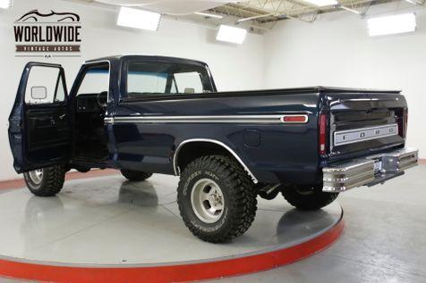 1977 Ford F150 RESTORED 4x4 V8 PS PB CHROME 500 MILES | Denver, CO | Worldwide Vintage Autos in Denver, CO
