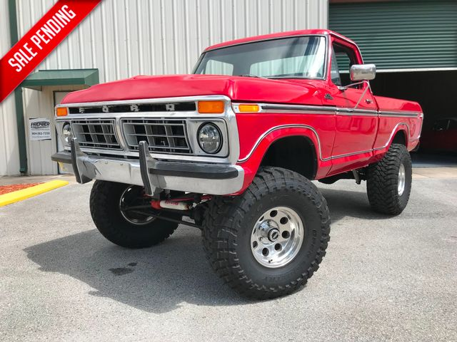 1977 Ford F150 LIFTED 4WD