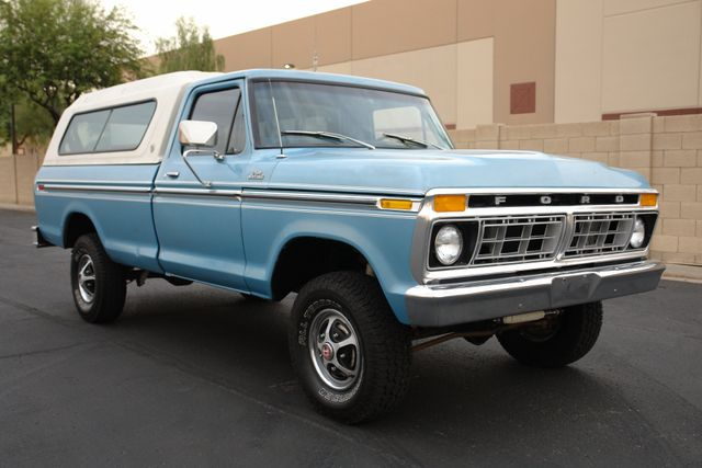1977 Ford F150  4x4 Phoenix, AZ 0