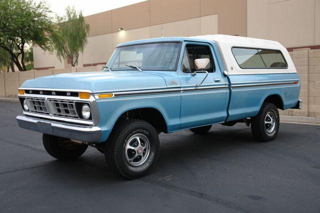 1977 Ford F150  4x4 Phoenix, AZ 10