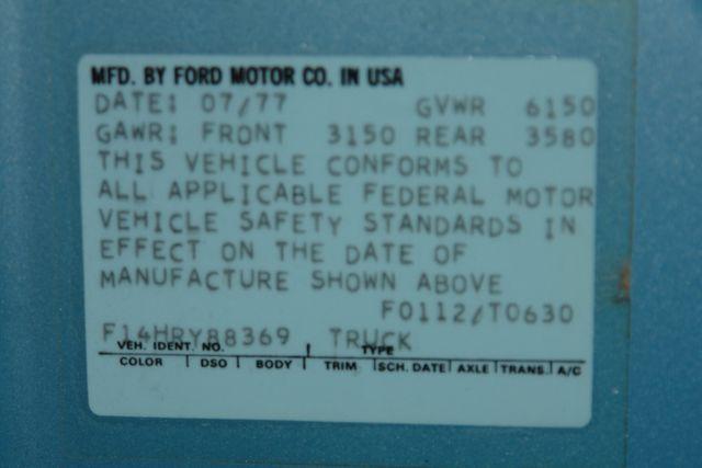 1977 Ford F150  4x4 Phoenix, AZ 43