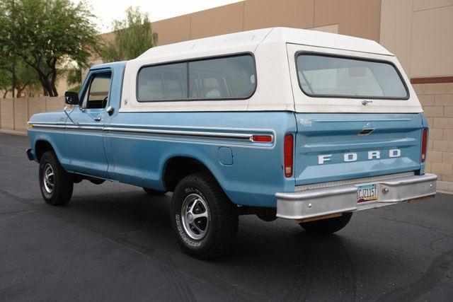 1977 Ford F150  4x4 Phoenix, AZ 3