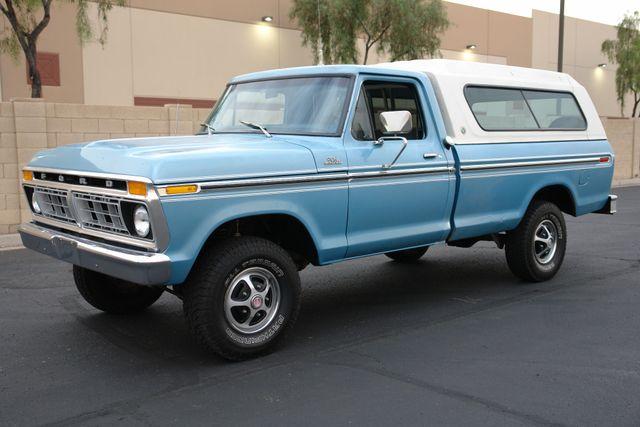 1977 Ford F150  4x4 Phoenix, AZ 5