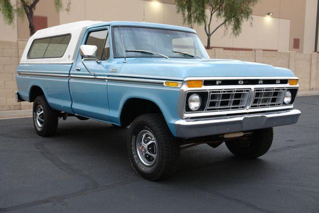 1977 Ford F150  4x4 Phoenix, AZ 9