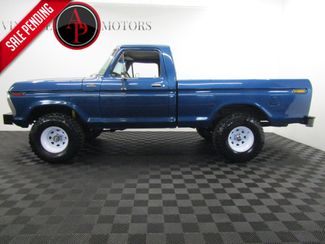 1977 Ford F150 71K V8 AC 4X4 WINCH in Statesville, NC 28677