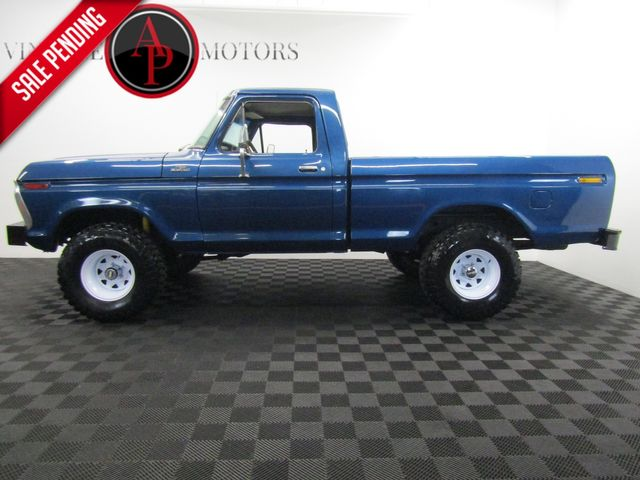 1977 Ford F150 71K V8 AC 4X4 WINCH