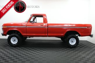 1977 Ford F150 CUSTOM 4X4 RESTORED in Statesville, NC 28677