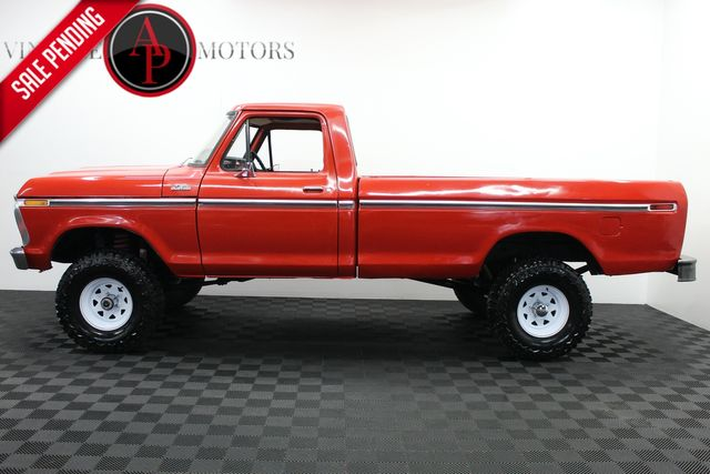 1977 Ford F150 CUSTOM 4X4 RESTORED