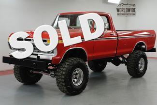 1977 Ford F250 HIGH BOY 4x4 FRAME OFF RESTORED 400 BIG BLOCk | Denver, CO | Worldwide Vintage Autos in Denver CO