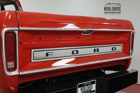 1977 Ford F250 HIGH BOY 4x4 FRAME OFF RESTORED 400 BIG BLOCk | Denver, CO | Worldwide Vintage Autos in Denver, CO