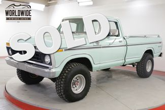 1977 Ford F250 EXPLORER PACKAGE 351M AUTOMATIC 4X4 PS PB | Denver, CO | Worldwide Vintage Autos in Denver CO