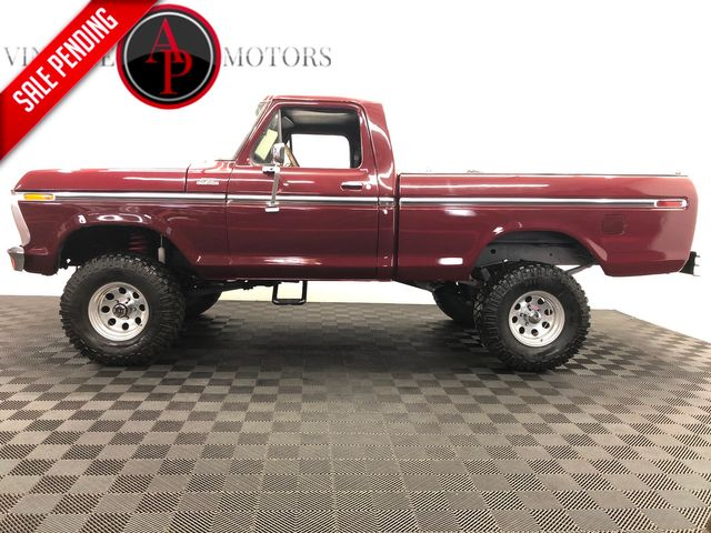 1977 Ford F150 V8 4 SPEED SHORT BED