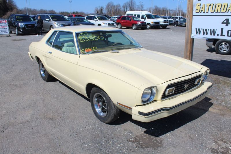1977 Ford MUSTANG   city MD  South County Public Auto Auction  in Harwood, MD