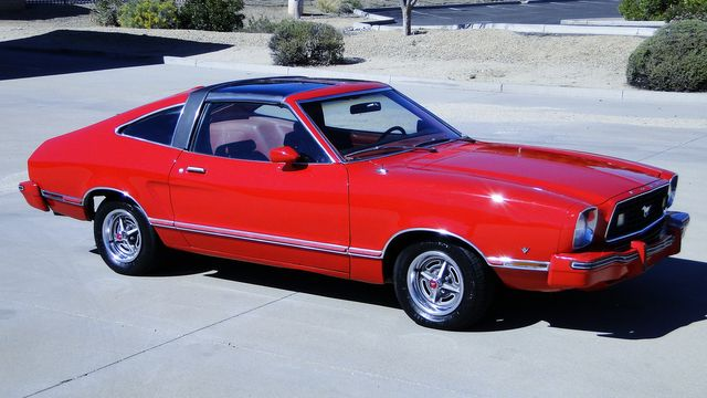 1977 Ford MUSTANG II 5.0 302cu T-TOP A/C FROM FAST AND LOUD GAS MONKEY COLLECTION in Phoenix, Arizona 85027