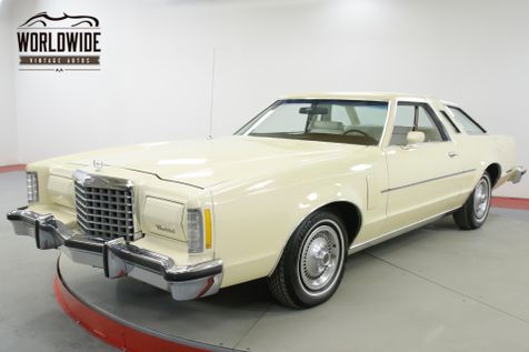 1977 Ford THUNDERBIRD TBIRD. 1 CA OWNER 49K ORIGINAL MILES. WOW.  | Denver, CO | Worldwide Vintage Autos in Denver, CO