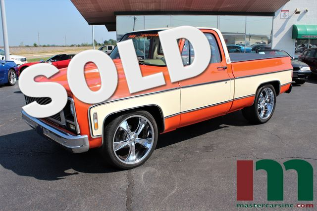 1977 GMC C1500 1/2 Ton Wideside Shortbed | Granite City, Illinois | MasterCars Company Inc. in Granite City Illinois