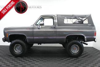 1977 GMC JIMMY RESTORED HIGH SIERRA 4X4 AUTO in Statesville, NC 28677