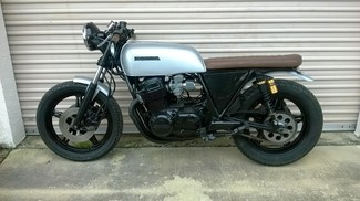 1977 Honda CB750F BUILT TO ORDER CUSTOM CB750 CAFE RACER Mendham, New Jersey