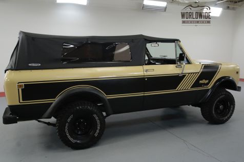 1977 International SCOUT TRAVELER. 4x4. BUILT. V8! DISC. PS. PB. AC!   | Denver, CO | Worldwide Vintage Autos in Denver, CO