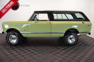1977 International TRAVELER RARE SCOUT II FUEL INJECTED V8 AUTO in Statesville, NC 28677