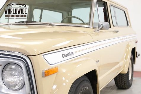 1977 Jeep CHEROKEE CHIEF 4X4 PS PB AC RARE FACTORY 401 V8   | Denver, CO | Worldwide Vintage Autos in Denver, CO