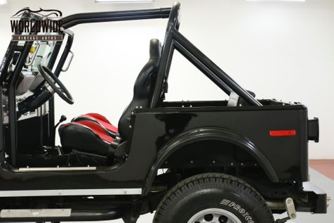 1977 Jeep CJ7 RESTORED. 383 STROKER AUTO 4X4 COLLECTOR  | Denver, CO | Worldwide Vintage Autos in Denver, CO