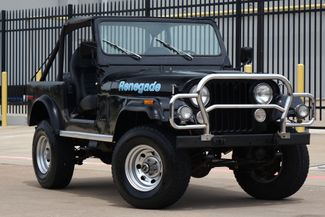 1977 Jeep CJ7 RENEGADE* V8* 3 Speed * | Plano, TX | Carrick's Autos in Plano TX
